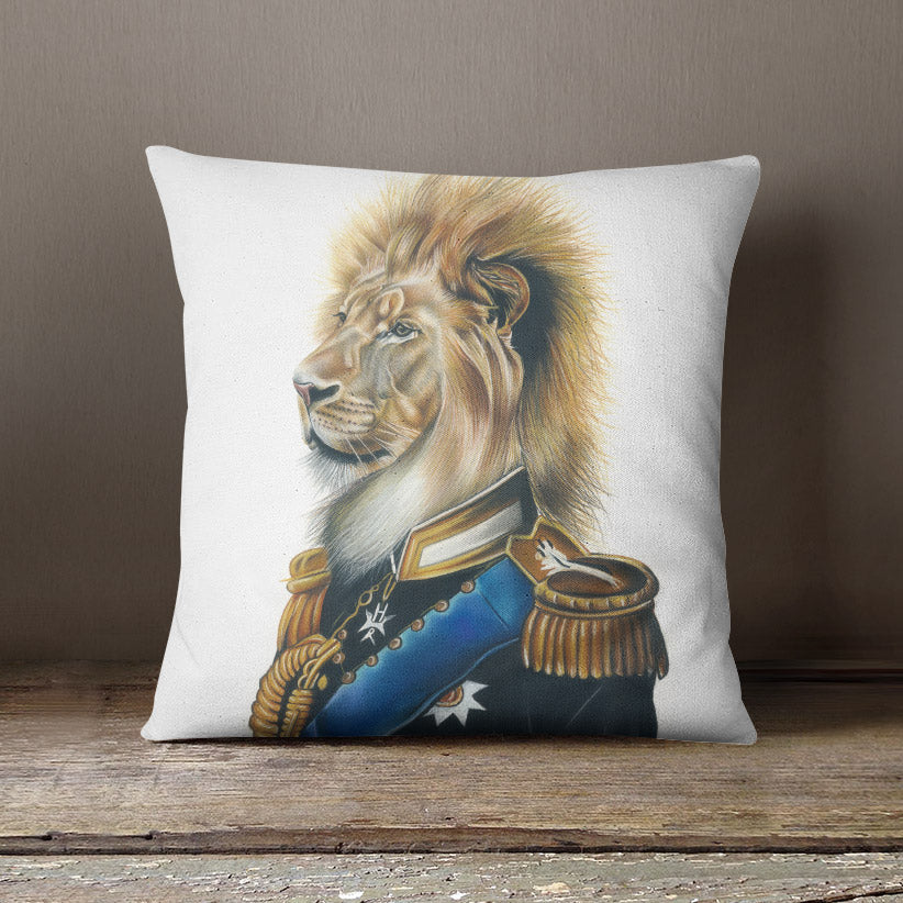 THE KING - CUSHION