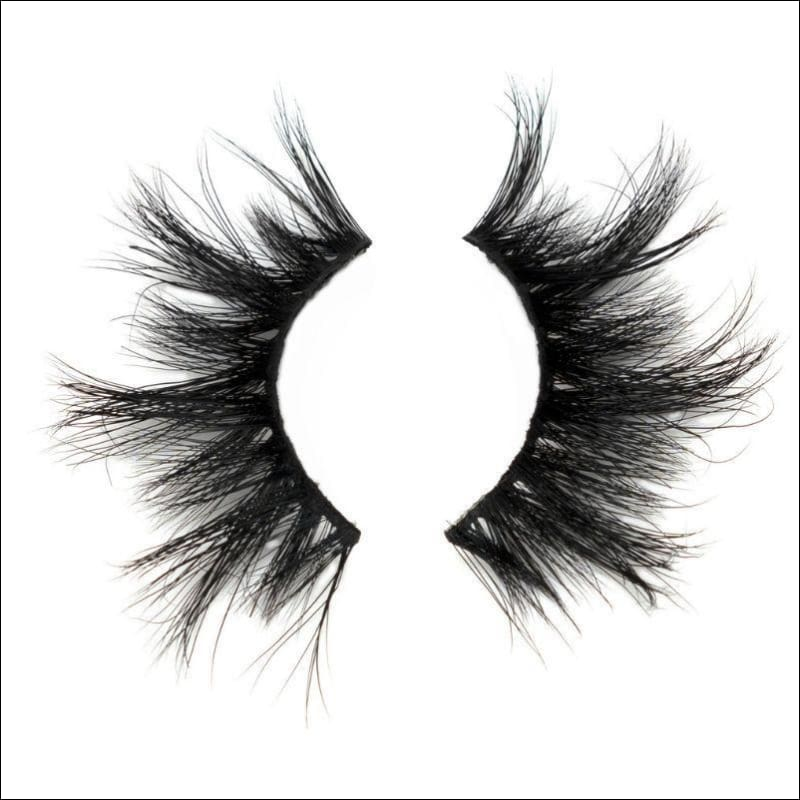 October 3D Mink Lashes 25mm
