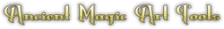 Ancient Magic Art Tools logo
