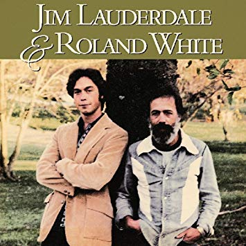 Jim Lauderdale & Roland White (CD)