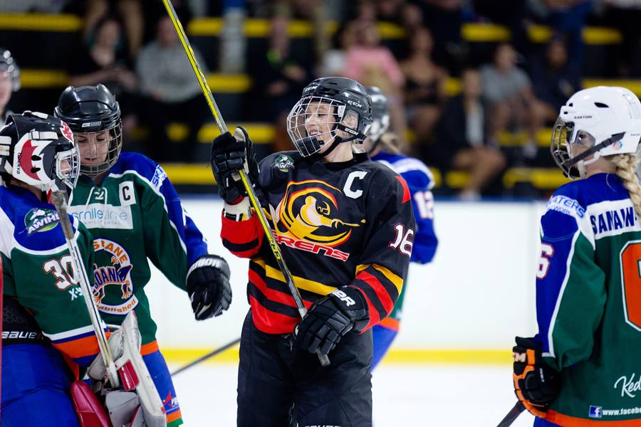 2018-19 Australian Womens Ice Hockey League (AWIHL) Finals