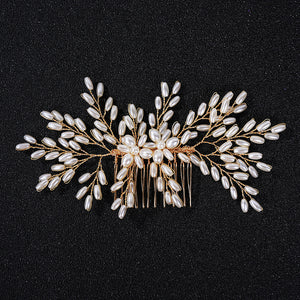 Headwear / hairpiece / hair combs / wedding special occasion