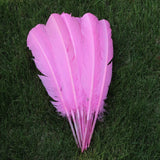 Goose wing feathers - pack of 5