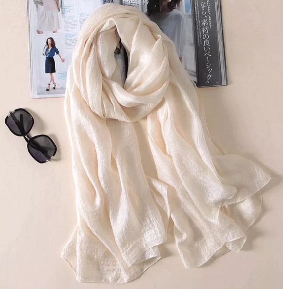 Viscose Wrap Scarf