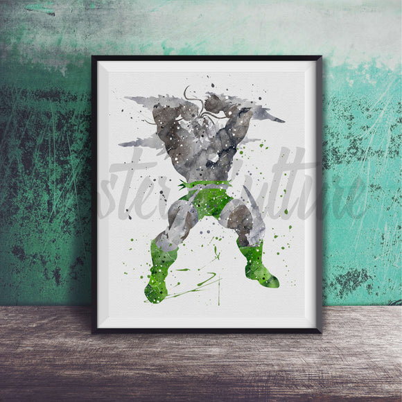 Doomsday Art Print
