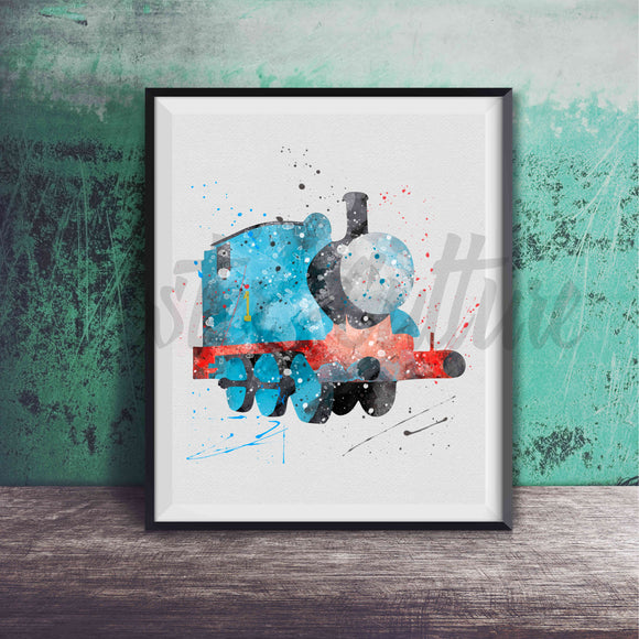Thomas the Tank Engine - Thomas & Friends Art Print