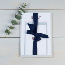 Bon Voyage Wedding Invitation Suite