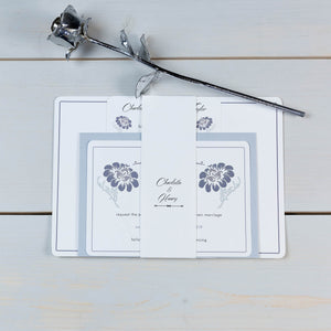 Eternity Wedding Invitation Suite