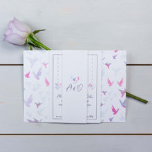 Luxury Wedding Invitations, Wedding Stationery, Fallen For You, Botanical, Flutter, PaperLove inc.