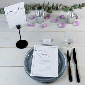 Harmony Collection of Table Numbers