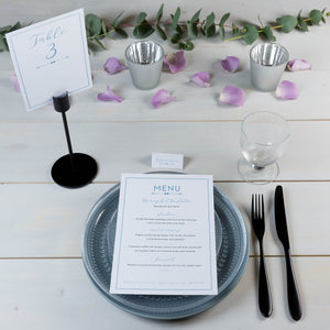 Love Note Collection of Table Numbers