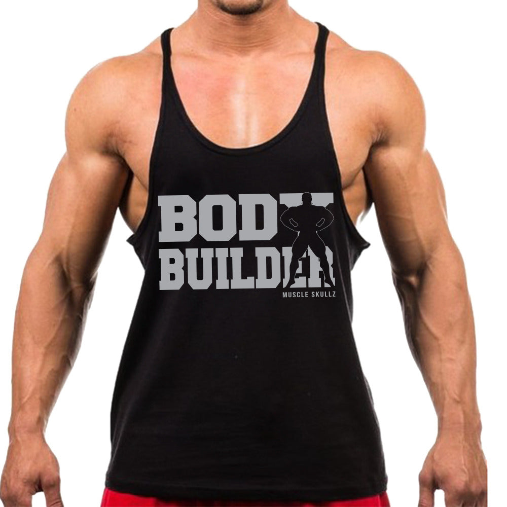 BODYBUILDER - Men's Stringer Tank Top