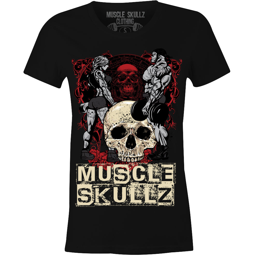 BODYBUILDERS WOMEN'S TEE