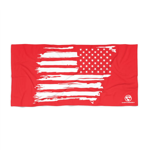 Castleberry Beach Towel