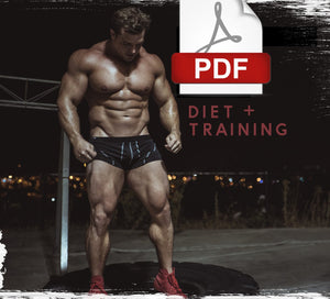 Brad Castleberry Complete Training + Diet Program