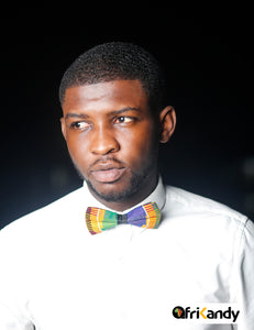 Kente Bowties