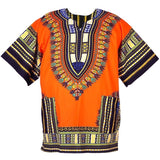 Kids Dashiki (Multiple Colours) - AfriKandy