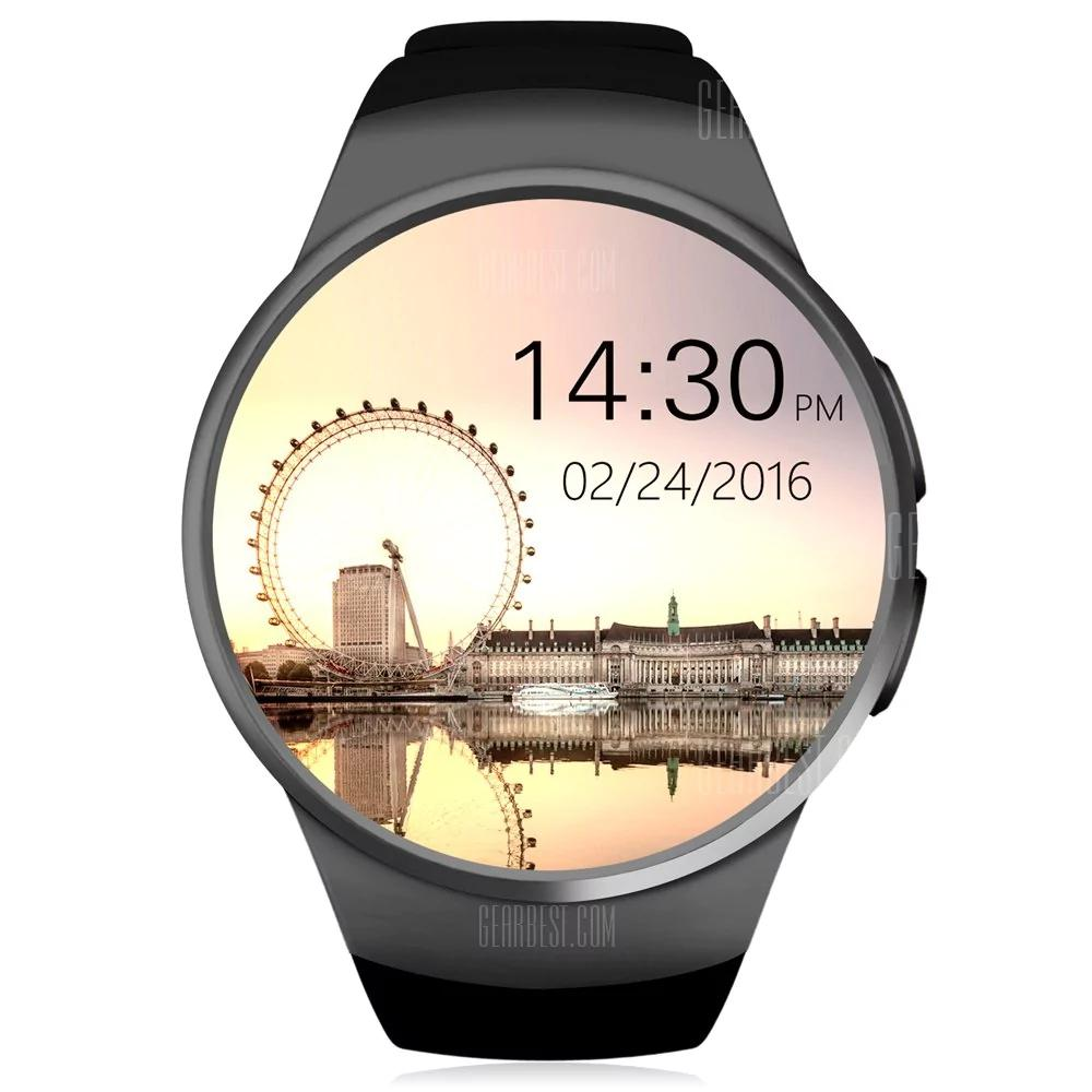 KingWear KW18 Smartwatch Phone-Smart Watch Phone-hykis.com
