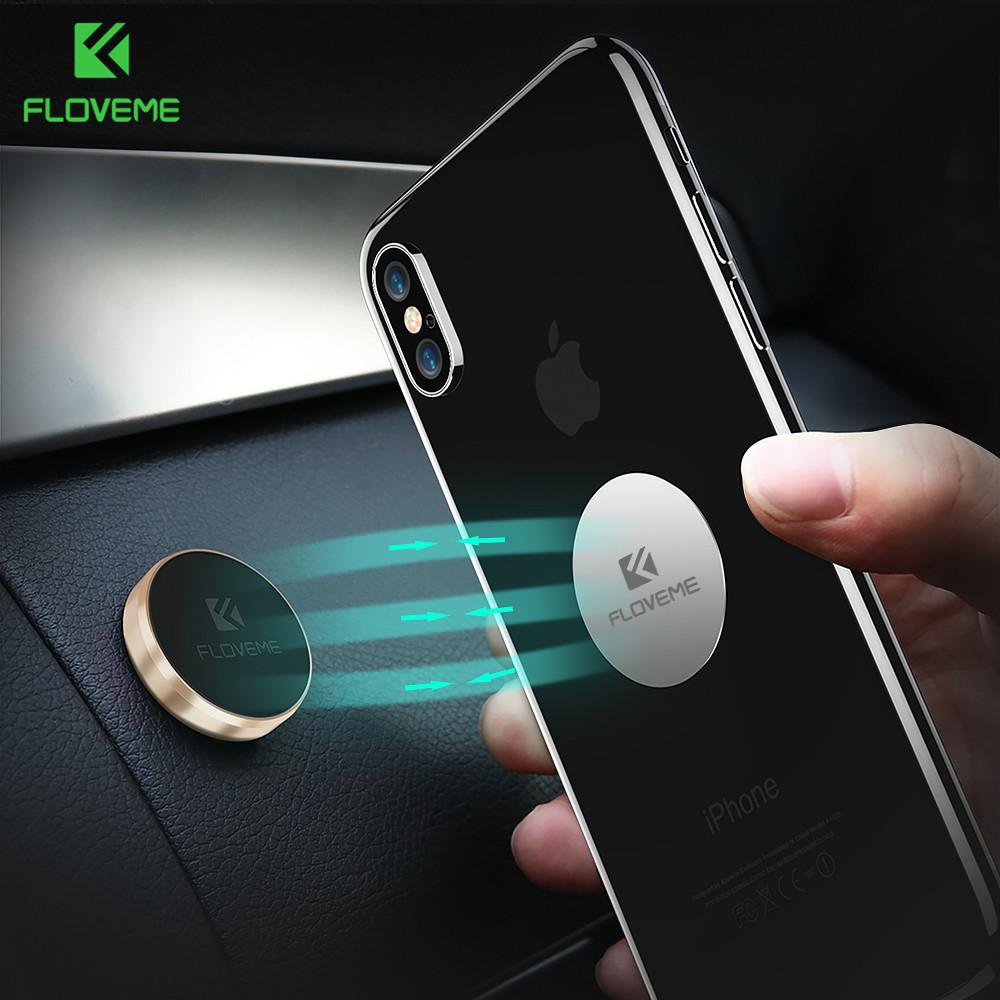 Universal Car Mount Strong Magnetic Multi-function Phone Holder