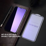 Anti-Peep 3 D Full screen protector tempered film Blue-ray iPhone7plus Apple 8plus mobile phone film HD 8plus/7plus full screen