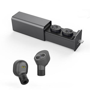 fc6260abbb3 [Truly Wireless] GW10 TWS Wireless Bluetooth Mini Earbuds Earphones and Charging  Box