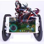 Telescopic MOBA Gamepad Gaming Gamer Android Joystick Extended Handle Game pad for iPhone Xiaomi Huawei Smartphone