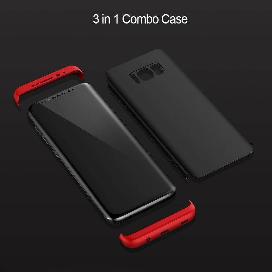 best sneakers 4a962 77b42 Case For 360 3 in 1 Ultra thin Case For Samsung S8/S8+