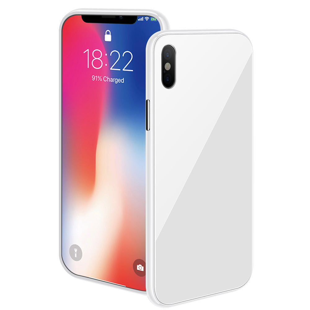 Magnetic Adsorption Case For iphone X Case