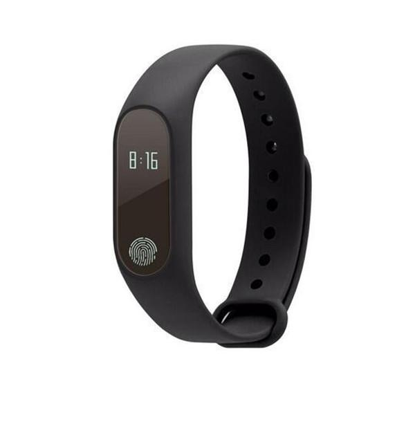 Smart band M2 Bluetooth4.0 Waterproof Heart Rate Monitor Sleep monitor Wristband for Android iOS