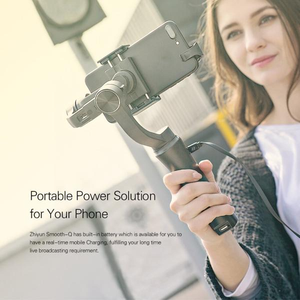 3-Axis Handheld Gimbal Stabilizer