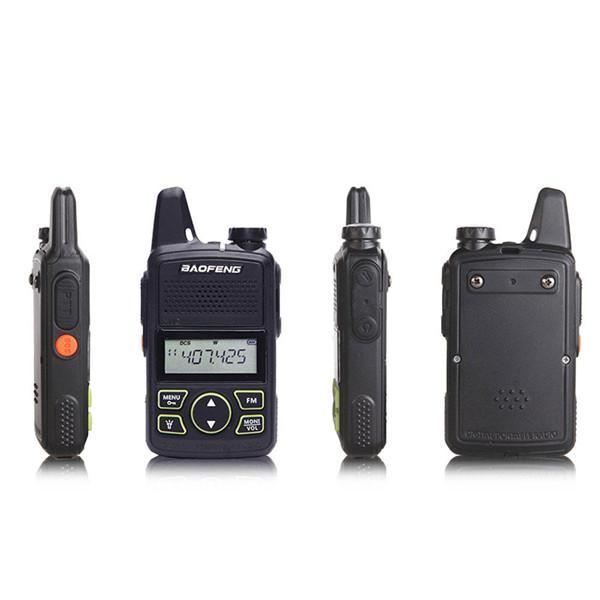 2018 Frequency 400-470MHz 20 Channels Mini Ultra Thin Driving Hotel Civilian Walkie Talkie