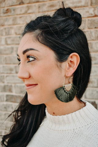 THE FORRESTER EARRINGS