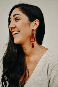 WINE AND DINE EARRINGS