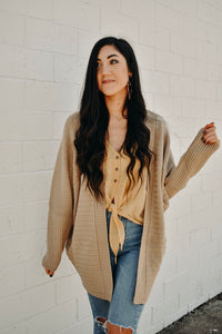 CARDI PARTY CARDIGAN
