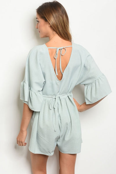ALL DOLLED UP ROMPER