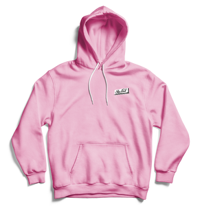 """The End"" Hoodie (Pink)"
