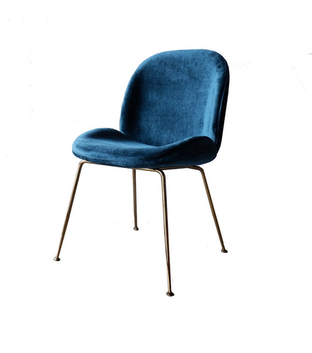 ACCCENT CHAIR- TEAL