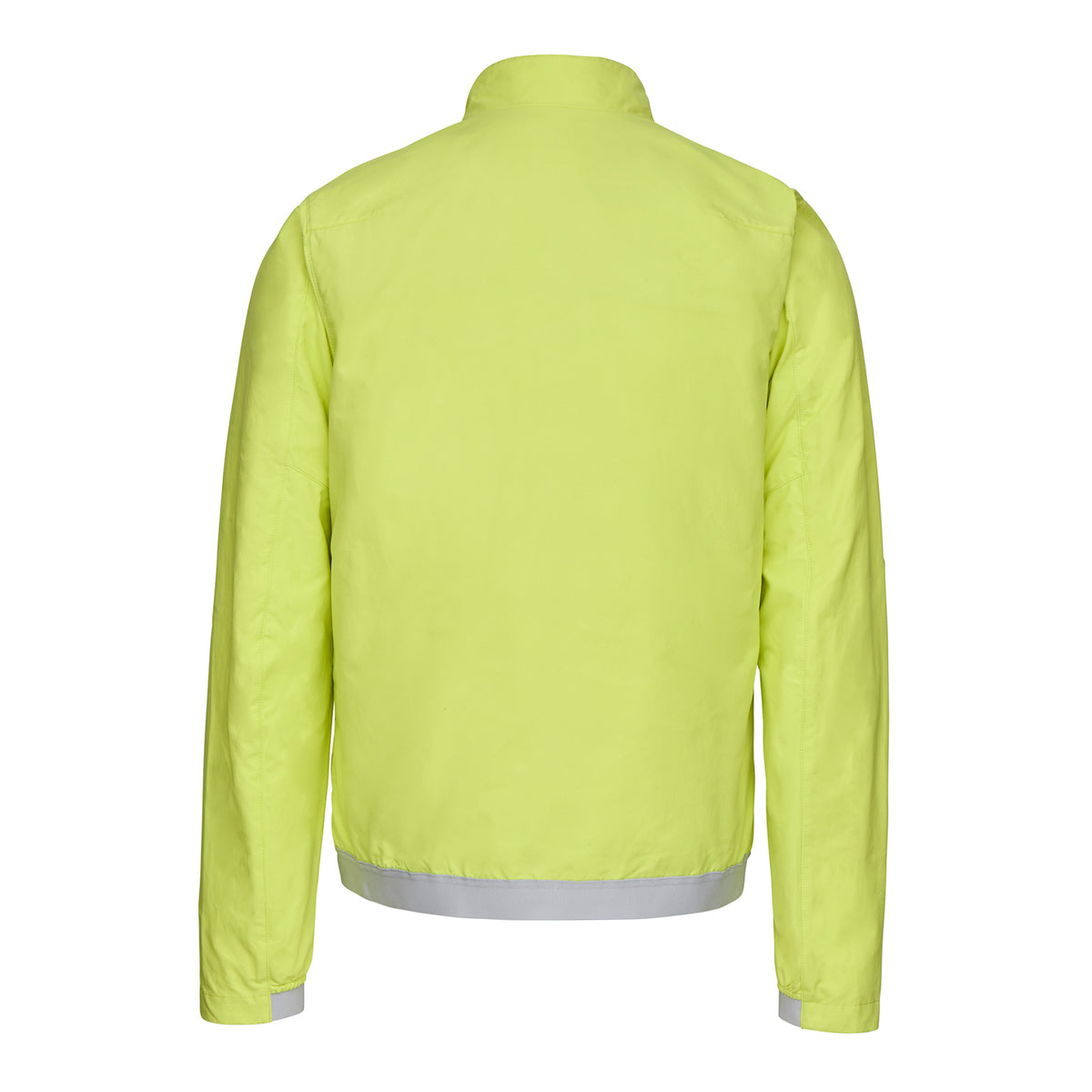 Breeze Jacket - background::white,variant::Limeade