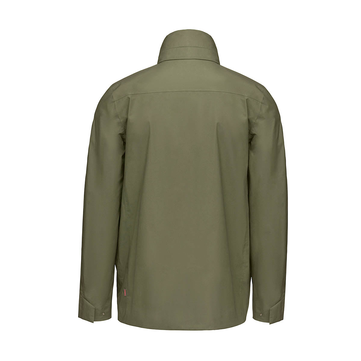 Motion Field Jacket - background::white,variant::Olive Night