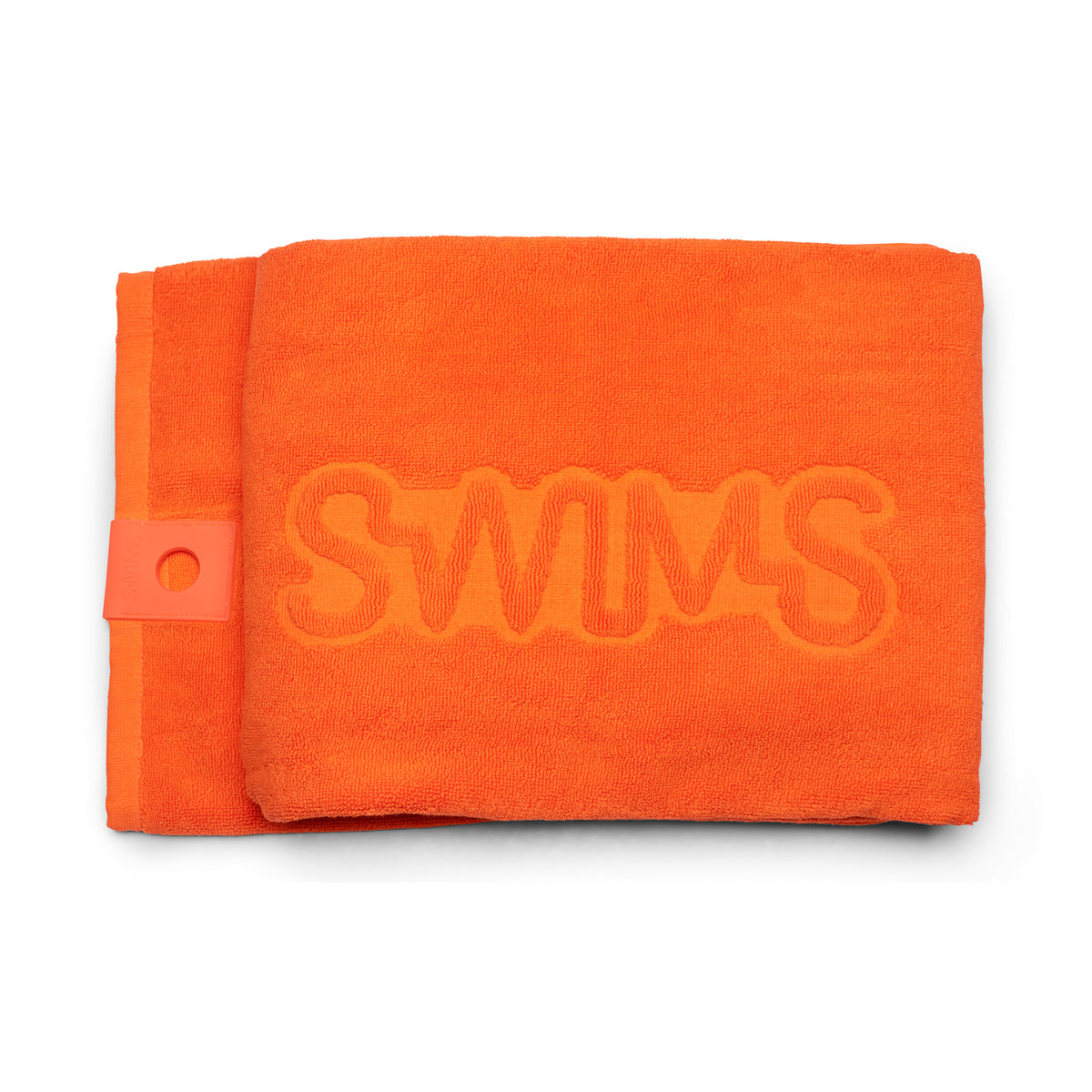 Towel - background::white,variant::Swims Orange