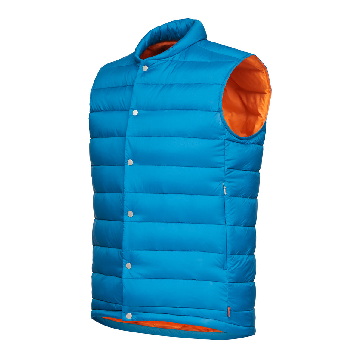 Motion Lite Vest - background::white,variant::Seaport Blue