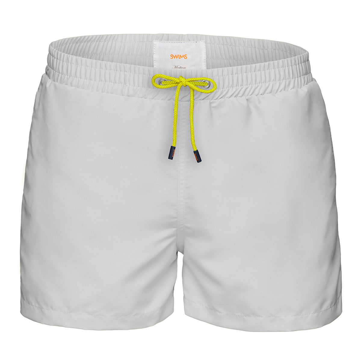 Breeze Swimshort - background::white,variant::Alloy