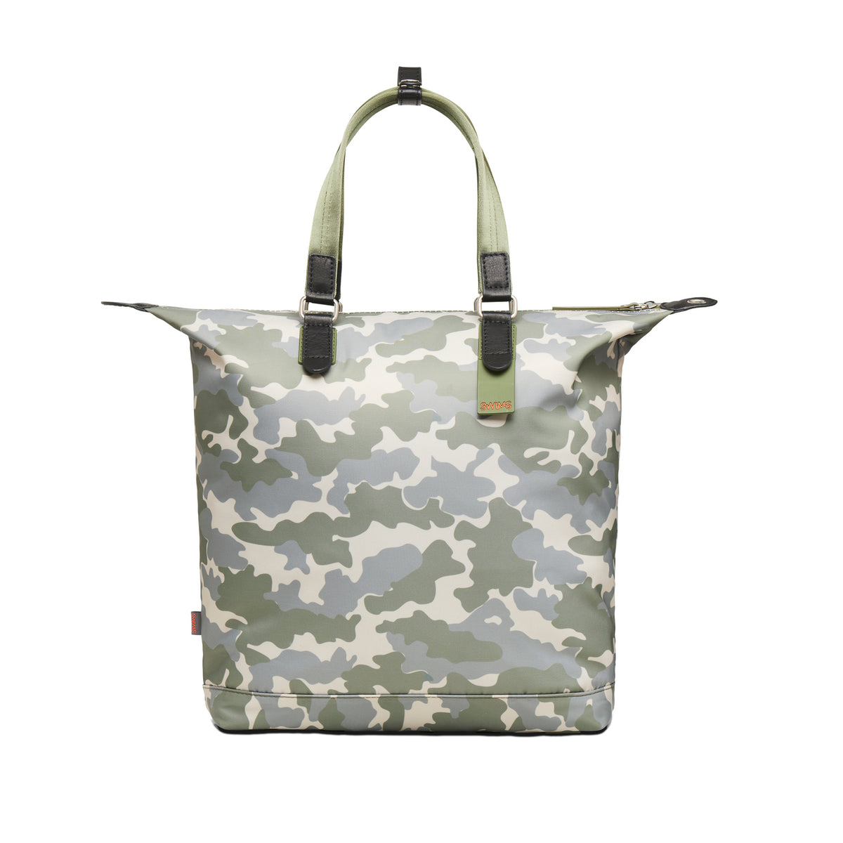 Tote - background::white,variant::Dessert Camo