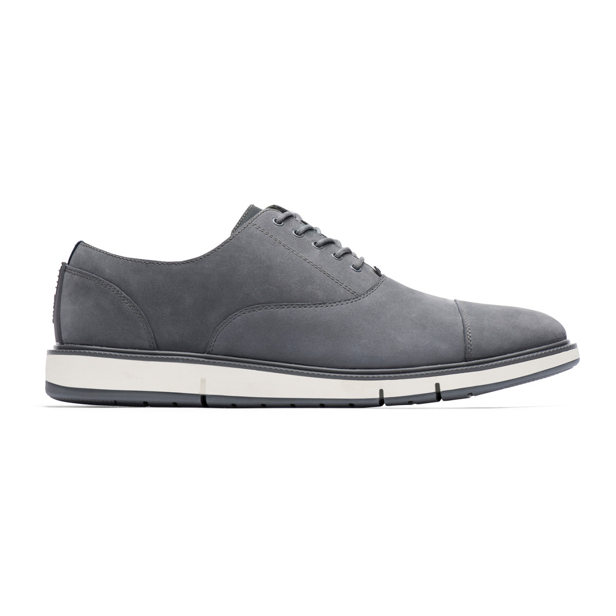 Motion Cap Toe - background::white,variant::Gray/Navy