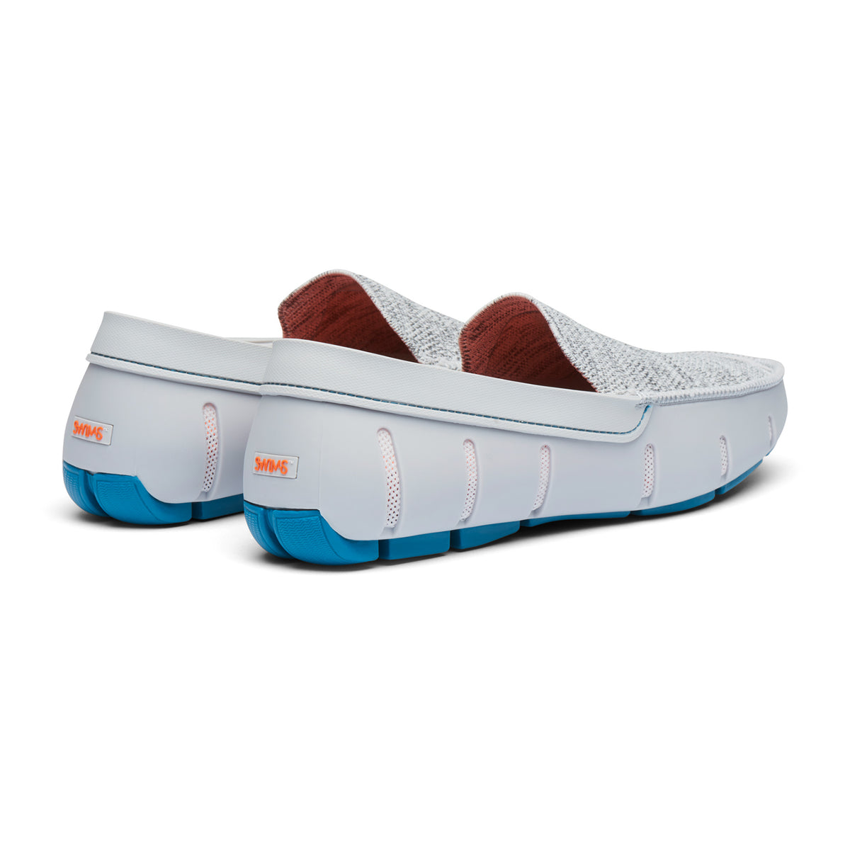Classic Venetian Loafer - background::white,variant::Alloy/Seaport Blue