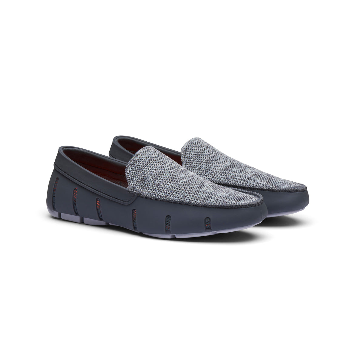 Classic Venetian Loafer - background::white,variant::Gray/Glacier Gray