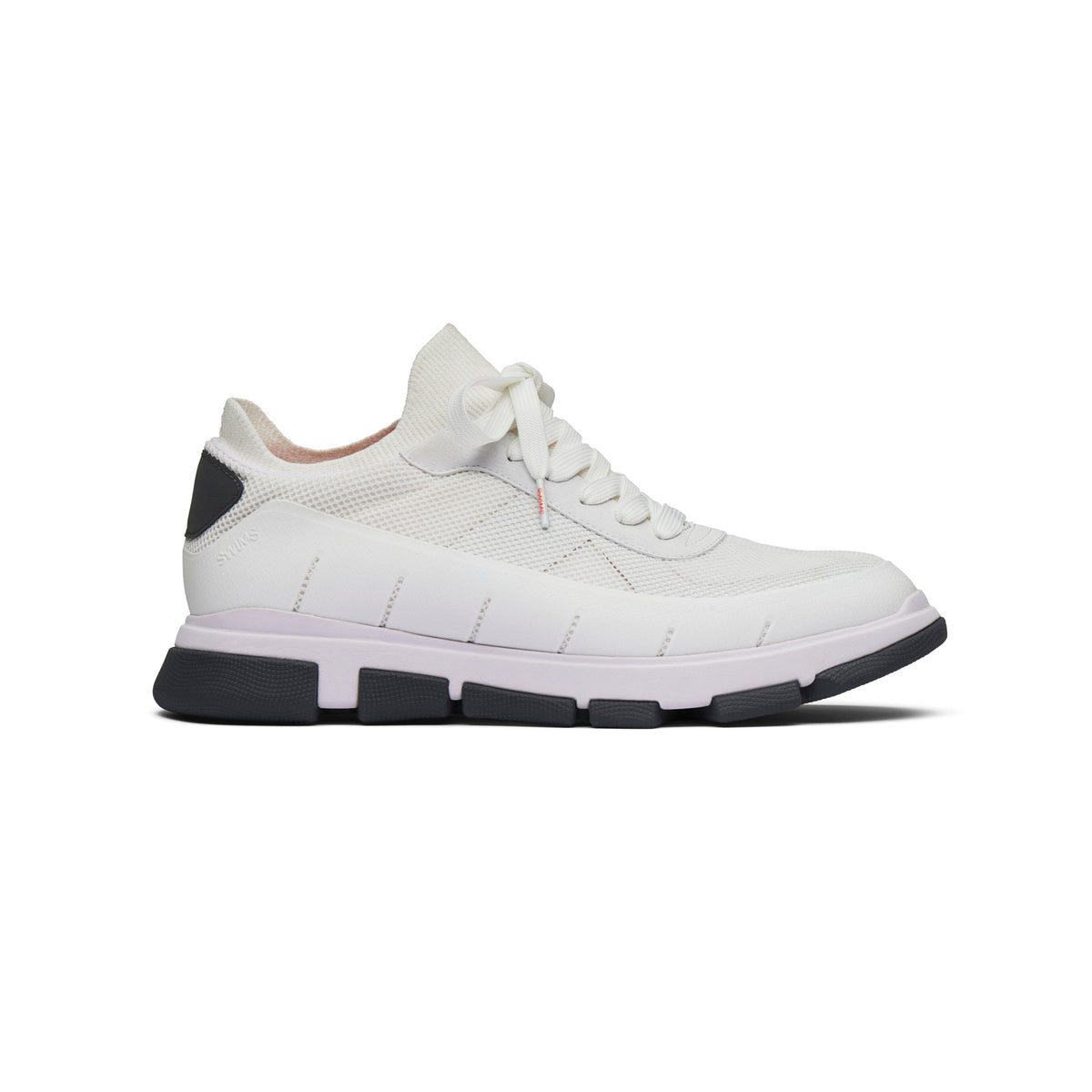 City Hiker Sneaker - background::white,variant::White/Gray