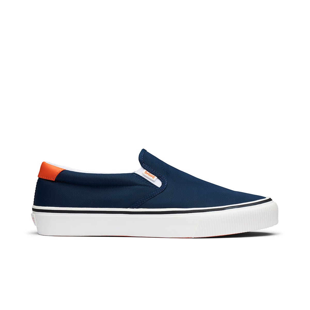 24Hr Slip On - background::white,variant::Navy/Orange/White