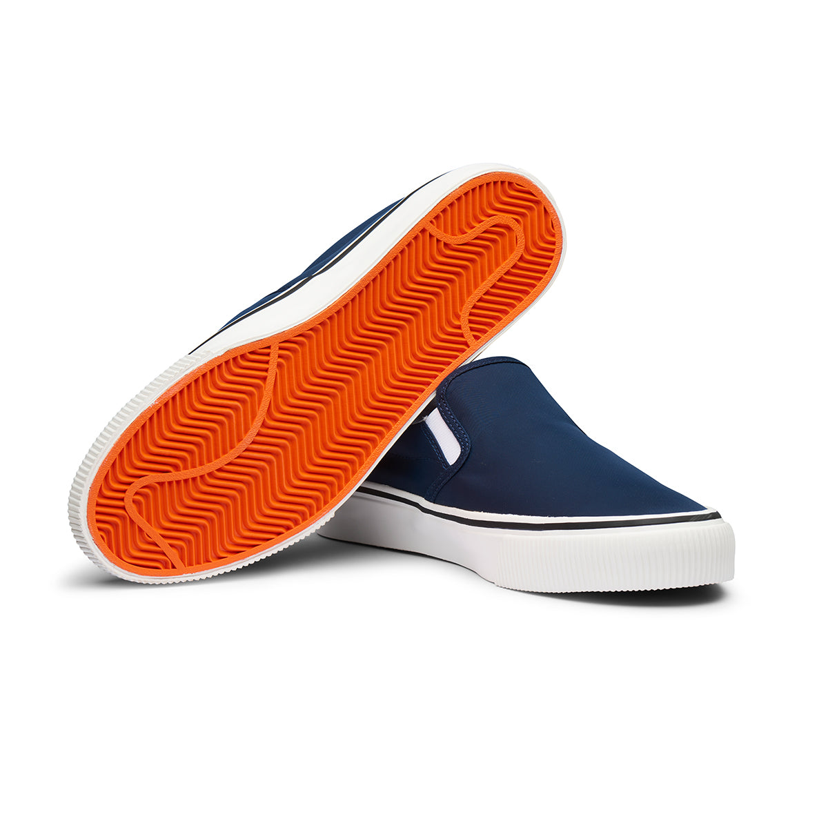 24Hr Slip On - background::white,variant::Navy