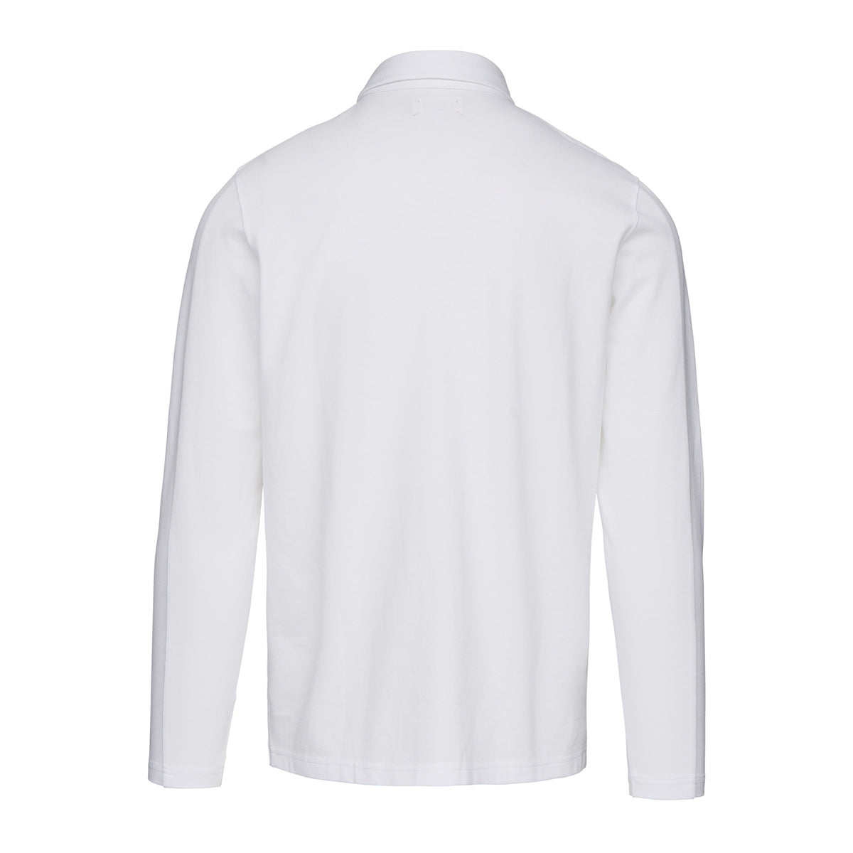 Breeze Jersey Shirt - background::white,variant::White